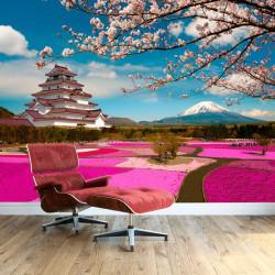 Foto mural parque Fuji-Hakone-Izu