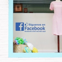 Escribe tu Facebook