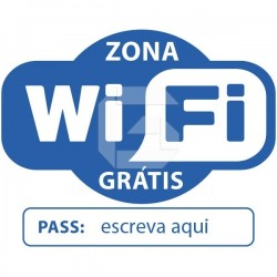 Wifi com pass