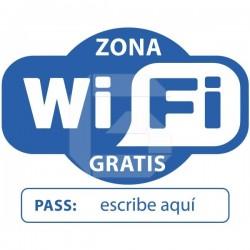 Wifi escribe pass