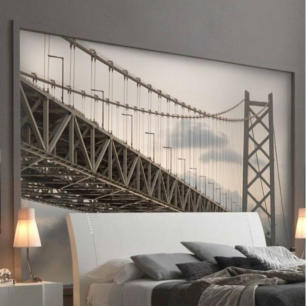 Foto mural ponte Akashi-Kaikyo