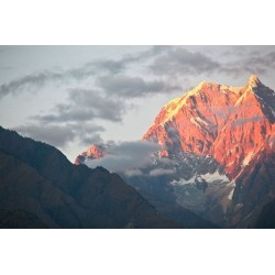 Papel de parede montanha, Nepal