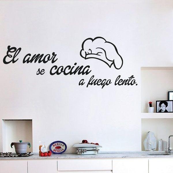Vinil El amor se cocina