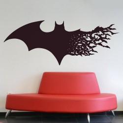 Vinil Batman e morcegos