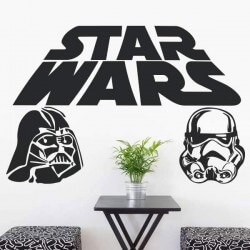 Vinil decorativo Star Wars