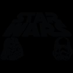 Vinil decorativo Star Wars
