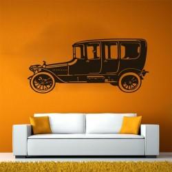 Vinil de carro clássico