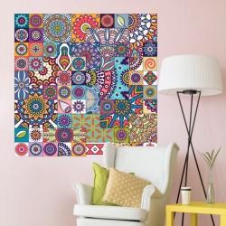 Adesivo mix de azulejos