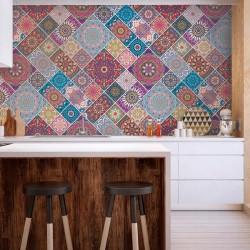 Autocolante azulejo mandalas 2