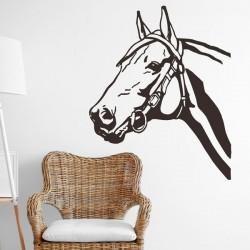 Autocolante de animais cavalo