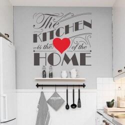 Vinil de frases the kitchen