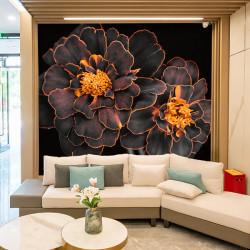 Foto mural flor exótica