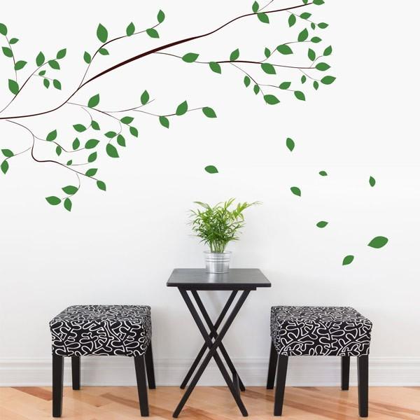 Sticker de parede árvore 12
