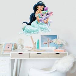 Autocolante princesa Jasmine