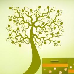 Adesivo de parede árvore 12