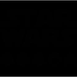 Autocolante logo Star Wars
