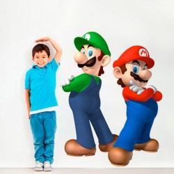 Autocolante de Super Mario...