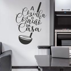 Autocolante de parede cozinha