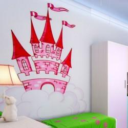 Vinil infantil castelo da...