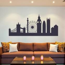 Vinil skyline de Londres