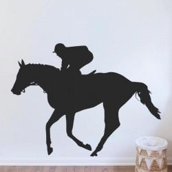 Vinil de parede de cavalo