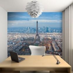 Papel pintado cidade de Paris