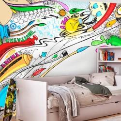 Papel de parede arte e pintura