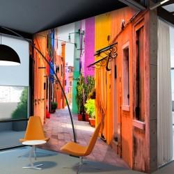 Papel de parede ruas de Itália