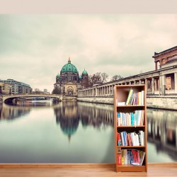 Foto mural Catedral de Berlim