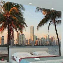 Papel de parede Miami