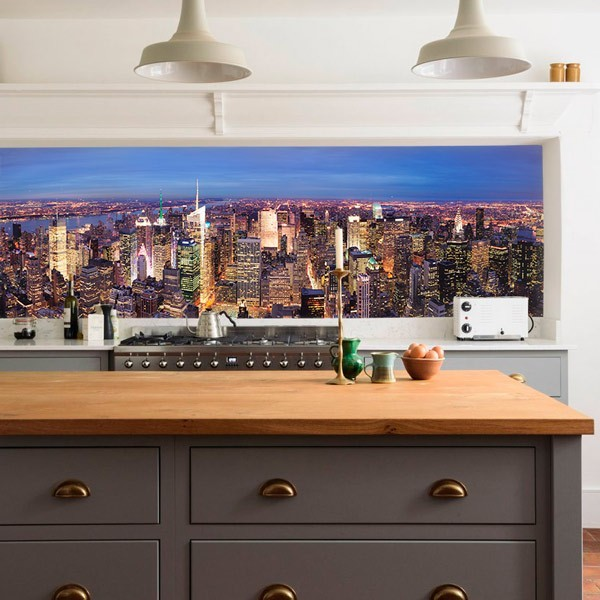 Foto mural Nova York