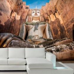 Foto mural estátua de Buda