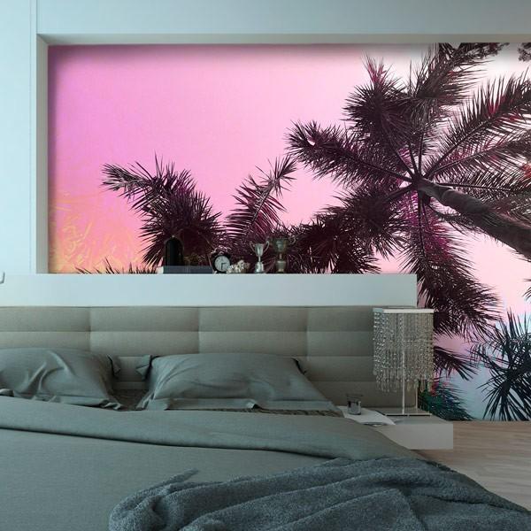 Foto mural palmeiras