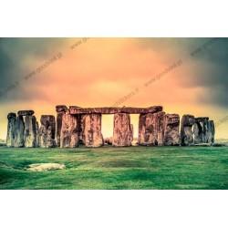 Mural de parede stonehenge