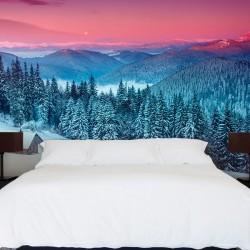 Papel de parede neve