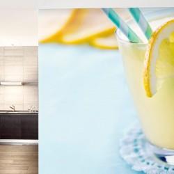 Papel de parede limonada
