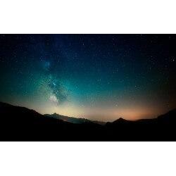 Foto mural  céu estrelado