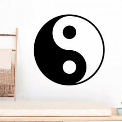Autocolante Yin Yang