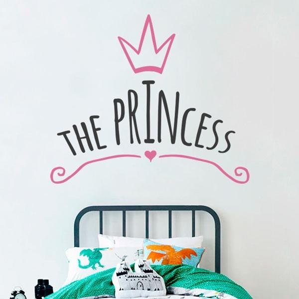 Adesivo the princess