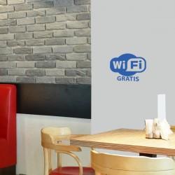 Vinil montra wifi grátis