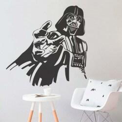 Vinil de parede Star Wars