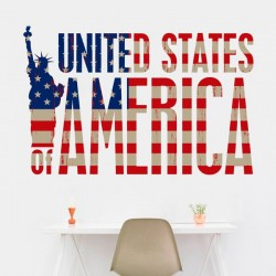 Vinil de parede America
