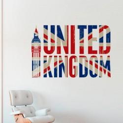 Adesivo United Kingdom