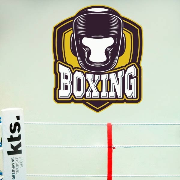 Vinil adesivo boxing