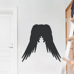 Cabide asas de anjo