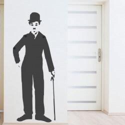 Cabide Charlie Chaplin