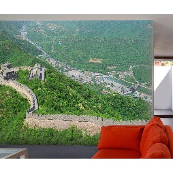 Mural da Muralha China