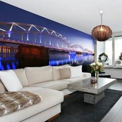 Vinil ponte iluminada