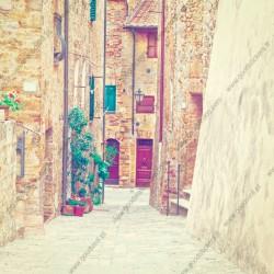Papel de parede ruas de Cetona