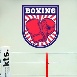 Autocolante boxing